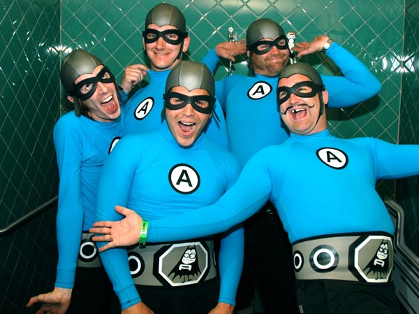 The Aquabats fala em disco novo