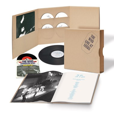 The Who - Live At Leeds: 40th Anniversary Super-Deluxe Collectors' Edition