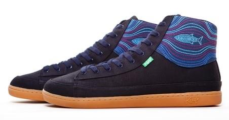 O Animal Collective acabou de lançar mais um modelo para sua linha de sapatos