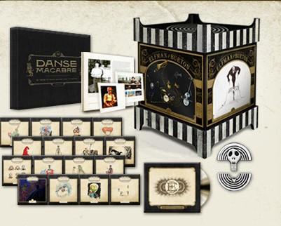 Danny Eflman - The Danny Elfman & Tim Burton 25th Anniversary Music Box