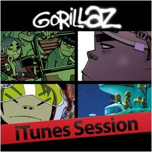 Gorillaz - iTunes Session