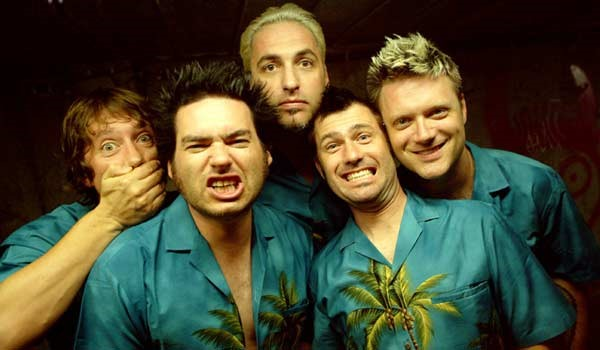 Me first and the gimme gimmes planeja EP