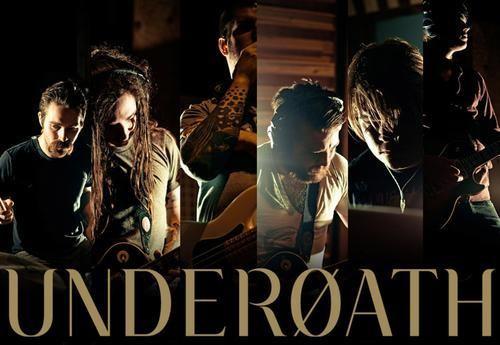 ouça a nova música do Underoath