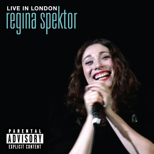 Regina Specktor - Live In London