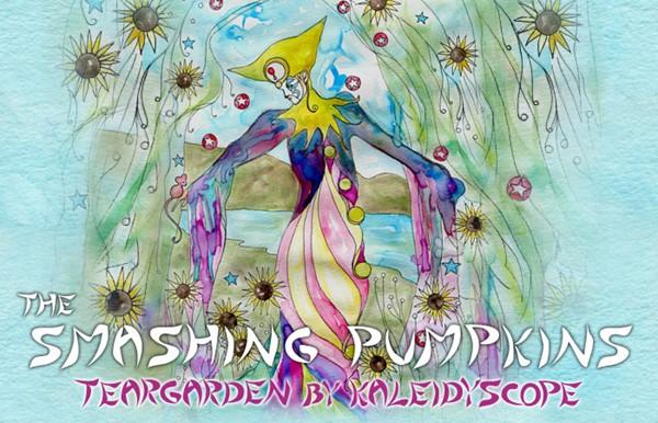smahsing pumpkins anuncia lançamento físico de segundo Ep