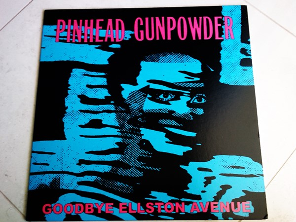 Pinhead Gunpowder - Goodbye Ellston Avenue (White Vinyl)