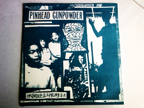 Pinhead Gunpowder - Trundle And Spring