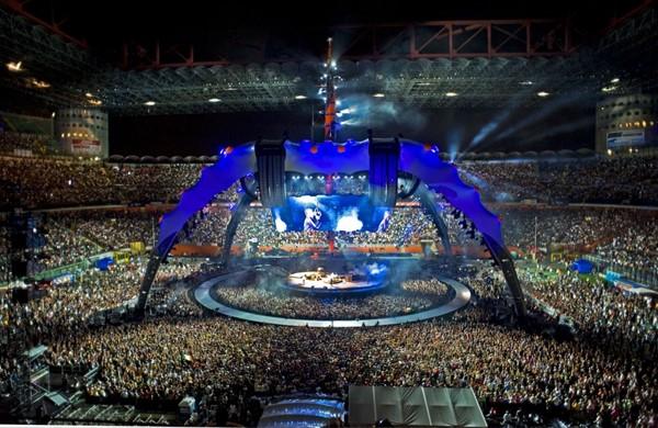 U2 é a banda mais bem paga do mundo