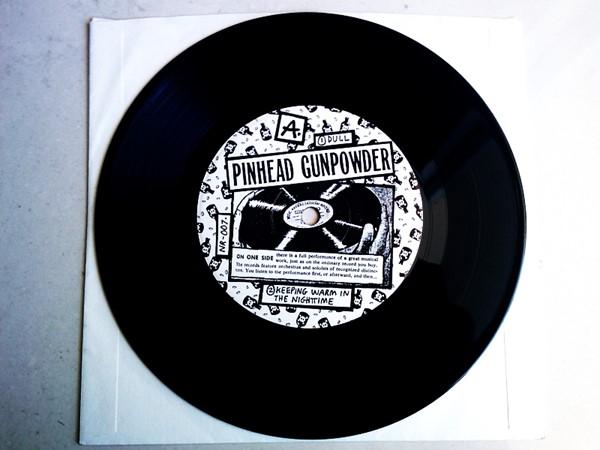 Pinhead Gunpowder - Trundle And Spring EP