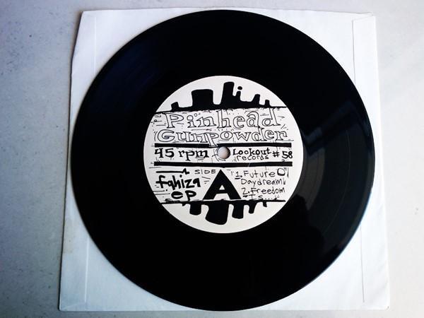 Pinhead Gunpowder - Fahizah EP