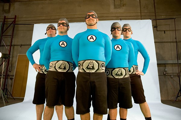 The Aquabats lança novo vídeo