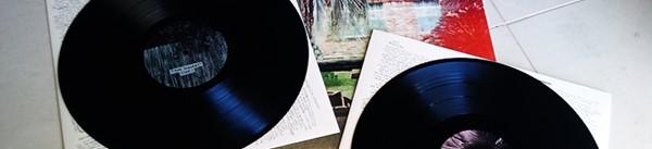 Promoção valendo LP duplo de
