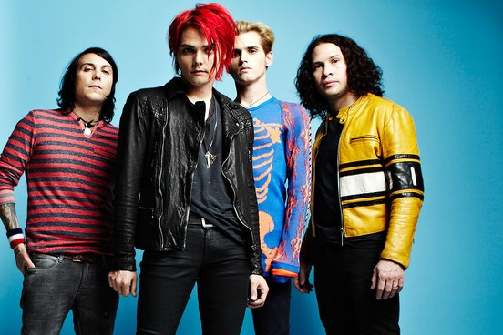 Assista vários vídeos do My Chemical Romance no House of Blues