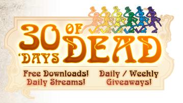 30 Days of dead - Grateful Dead Libera Canções para download