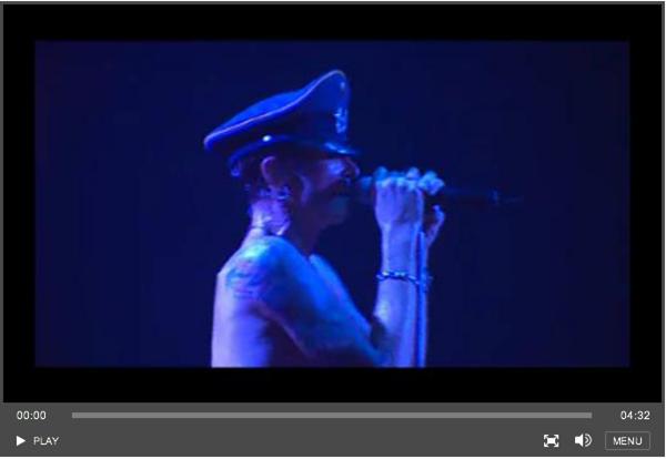 prévia do Novo DVD do Velvet Revolver