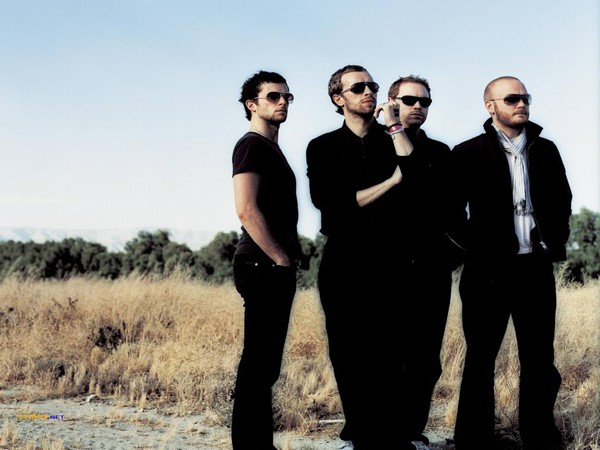 Coldplay vai tocar no Rock in Rio 2011