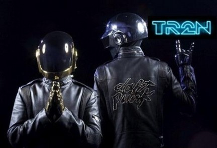 Assista videoclipe do Daft Punk de TRON: Legacy