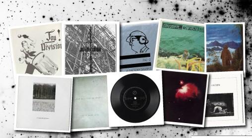 Joy Division lança caixa com 10 discos de 7 polegadas