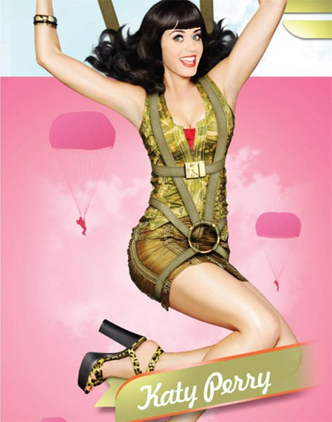 Katy Perry - VH1 Salute The Divas
