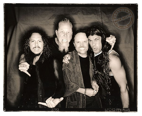 Metallica confirmado no Rock IN rio 2011