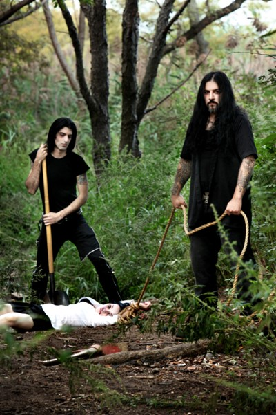 Nova banda do ex baterista do Type O Negative - A pale horse named Death