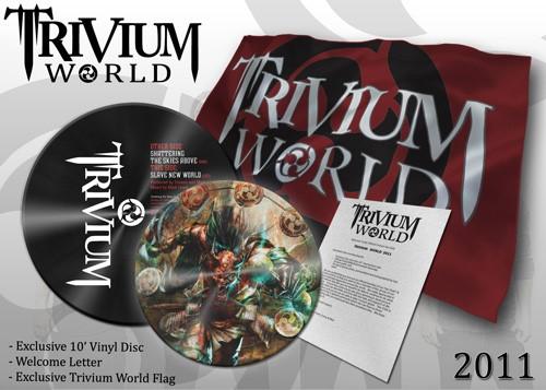 Novo pacote de boas vindas do site do Trivium