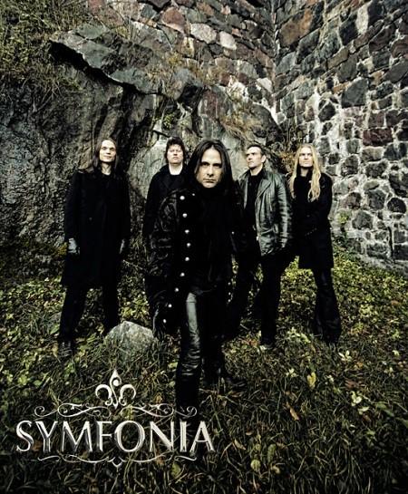 Novo super grupo de power metal symfonia