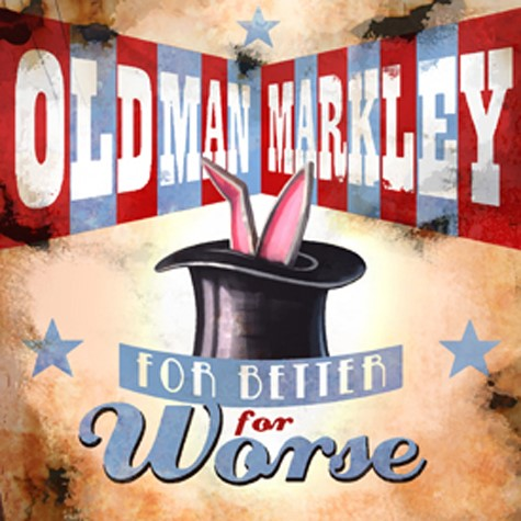 Old Man Markley - For Better For Worse traz cover de Screeching Weasel