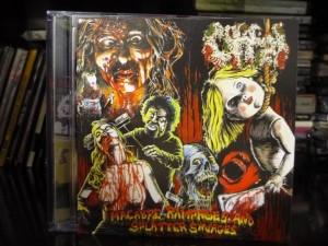 Capa - novo álbum do Offal