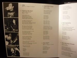 Encarte 01 - Novo álbum do Offal