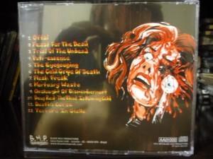 Contracapa - Novo álbum do Offal