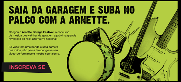 Arnette Garage Festival anuncia finalistas