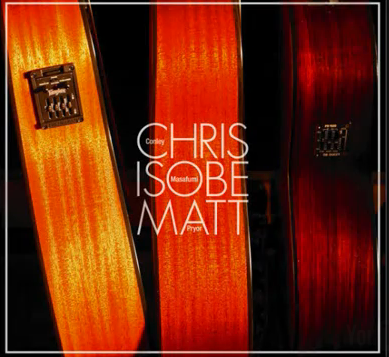 Split com Matt Pryor, Chris Conley e Masafumi Isobe
