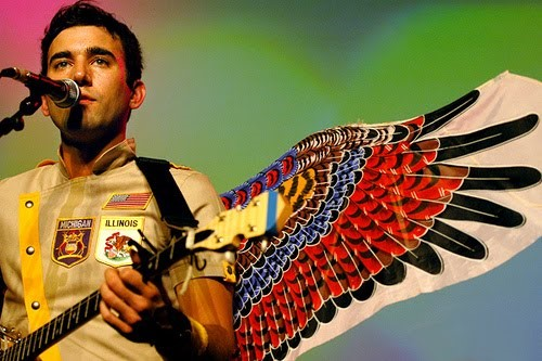 EP de Natal de Sufjan Stevens com The National e Arcade Fire