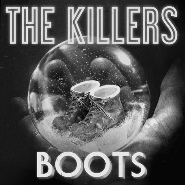 The Killers single Boots