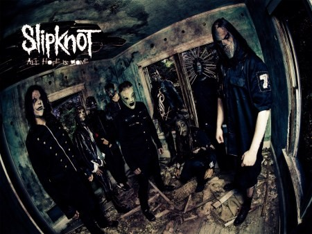 Slipknot confirmado no Rock In Rio 2011