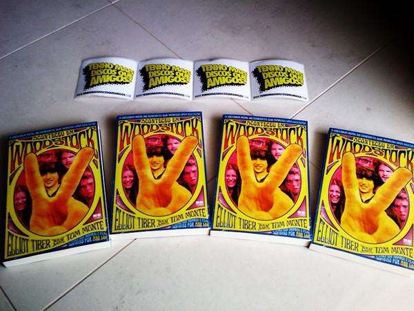 """Livro """"Aconteceu em Woodstock"""""""