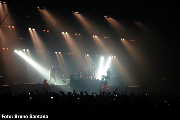 Rammstein em São Paulo