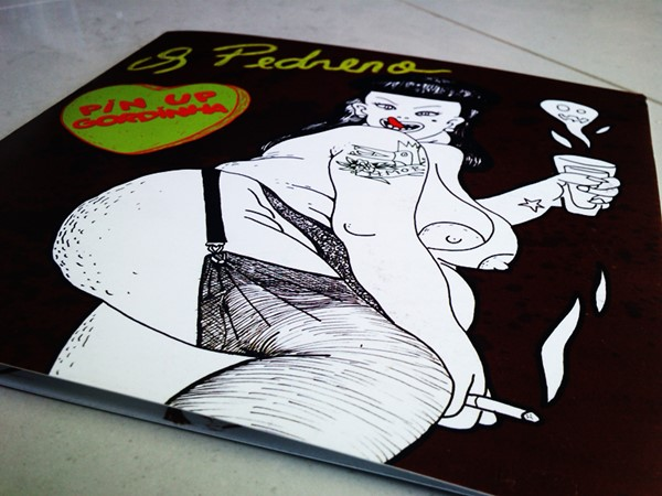 Os Pedrero - Pin Up Gordinha