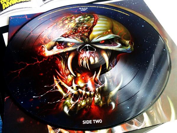 Iron Maiden - The Final Frontier (LP Duplo)
