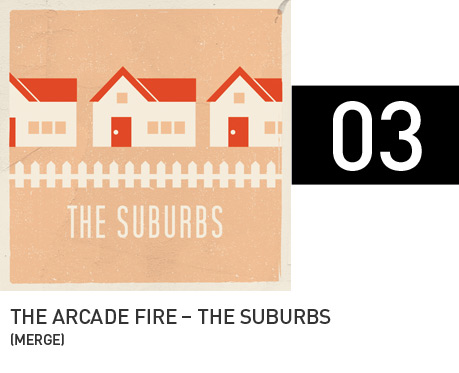Arcade Fire - The Suburbs (Vahalla Studios)