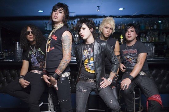 Assista City Of Sin do Escape The Fate