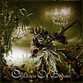 Capa do novo album do Children Of Bodom