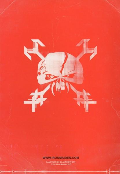 Cartão de Natal do Iron Maiden 2