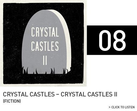 Crystal Castles - Crystal Casteles II (Vahalla Studios)