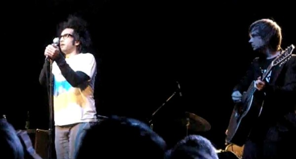 Justin Pierre e Ryan Smith tocam The Replacements