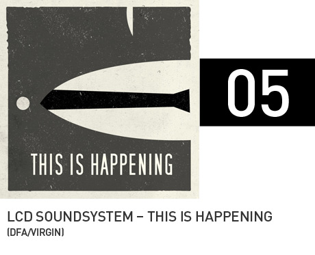LCD Soundsystem - This Is Happening (Vahalla Studios)