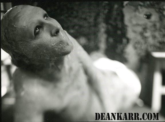 Marilyn Manson em HD por Dean Karr