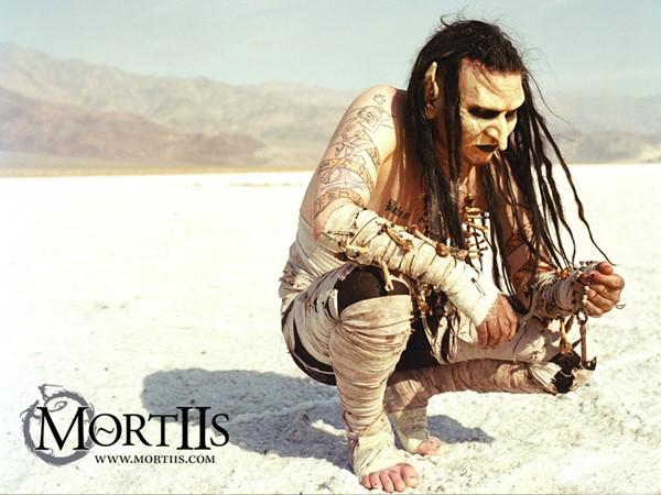 Mortiis divulga seu novo album