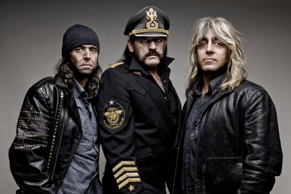 Motorhead- lanca primeiro single de novo album